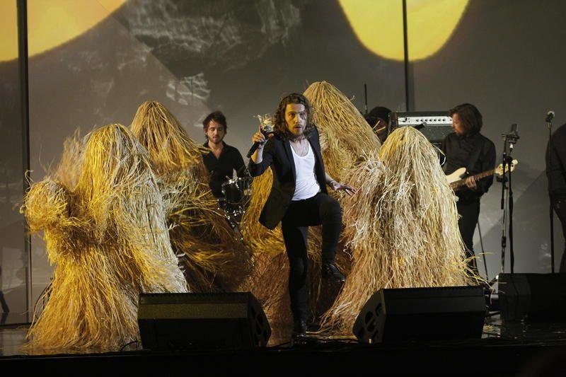 Audience des Victoires de la musique 2015 sur France 2.