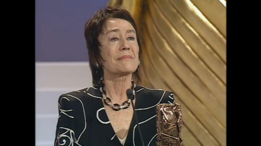 40 ans de cérémonies des César, les moments cultes : 1- Annie Girardot bouleverse toute l'assistance.