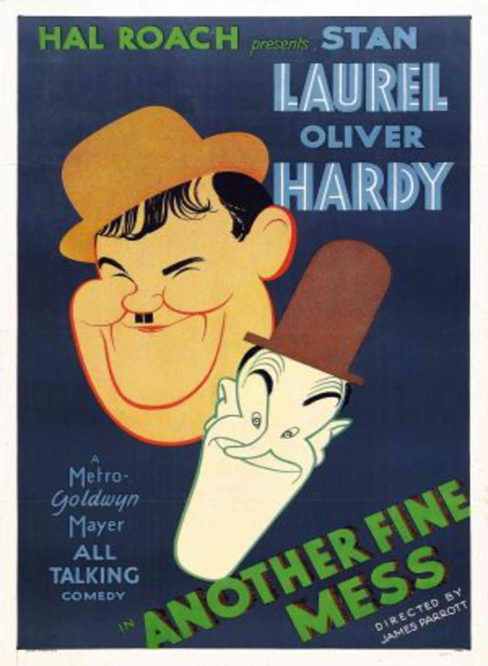 Un cycle Laurel et Hardy à partir du 8 mars.