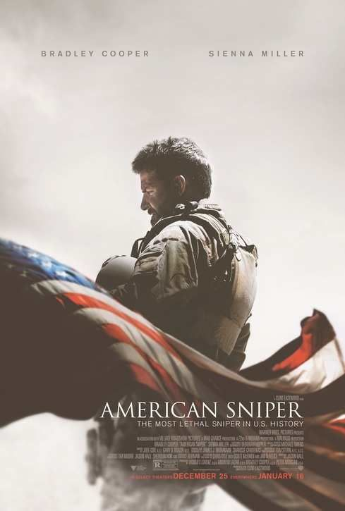 Box-office France : gros démarrage pour American Sniper de Clint Eastwood.