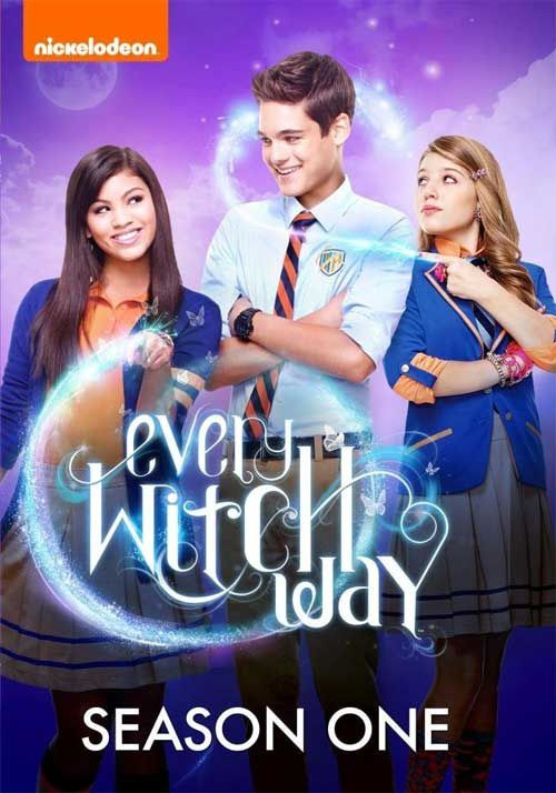 La série Teen Witch dès le 16 mars sur Nickelodeon Teen.