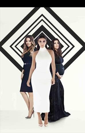 L'Incroyable Famille Kardashian saison 10 sur E! dans un mois.