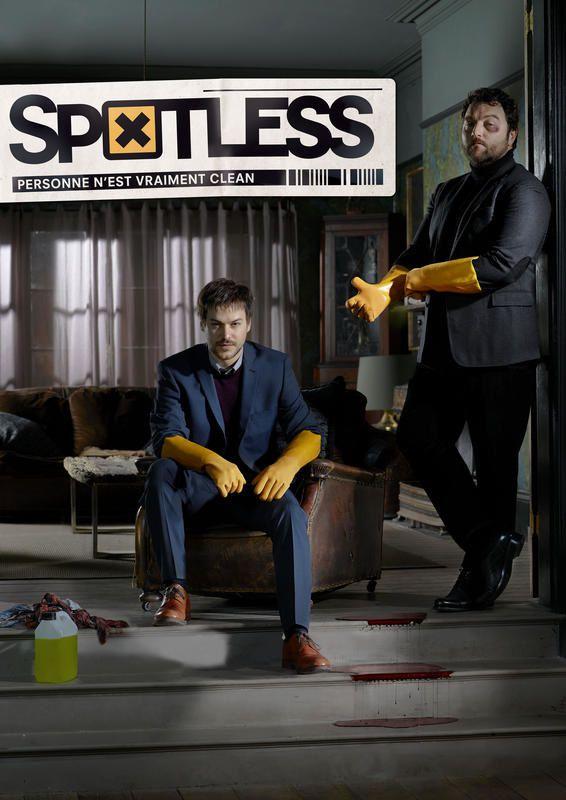 La série inédite Spotless dès le 16 mars sur Canal+.