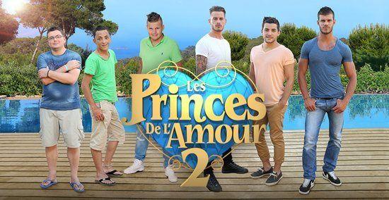 Bilan d'audience des Princes de l'amour saison 2.