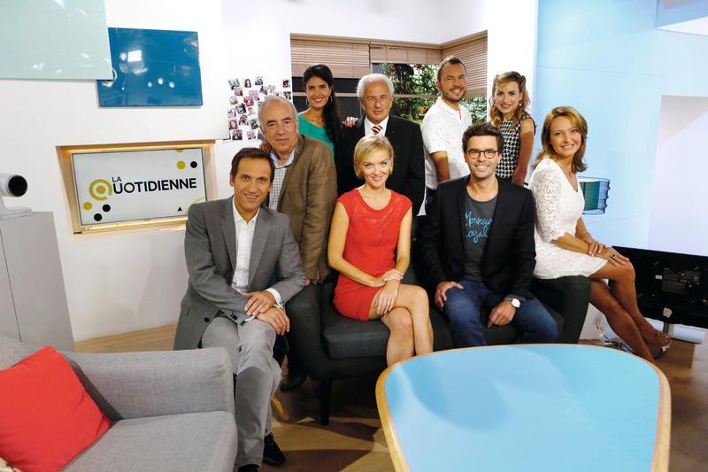 Les thèmes de la Quotidienne de lundi à vendredi sur France 5.