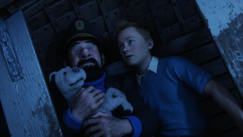 Audience du film Tintin, le secret de la licorne diffusé sur TF1.