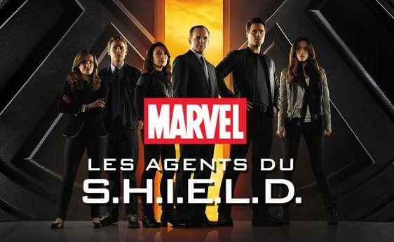 La série Marvel : Les agents du S.H.I.E.L.D. dès ce 18 mars sur W9.