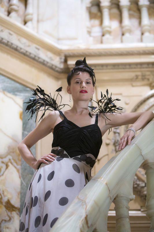 Laetitia Casta est Arletty ce mercredi soir sur France 2.