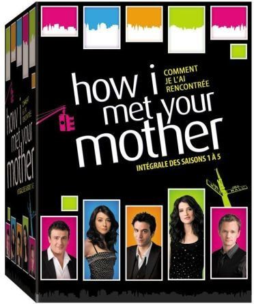 How I met your mother arrive sur D8 le 30 mars à 17h10.