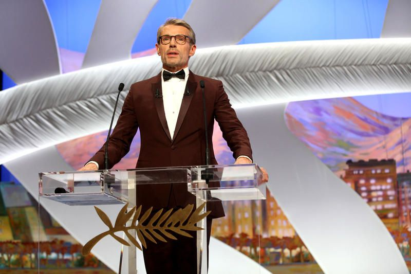 Lambert Wilson de nouveau maître de cérémonie à Cannes en mai 2015.