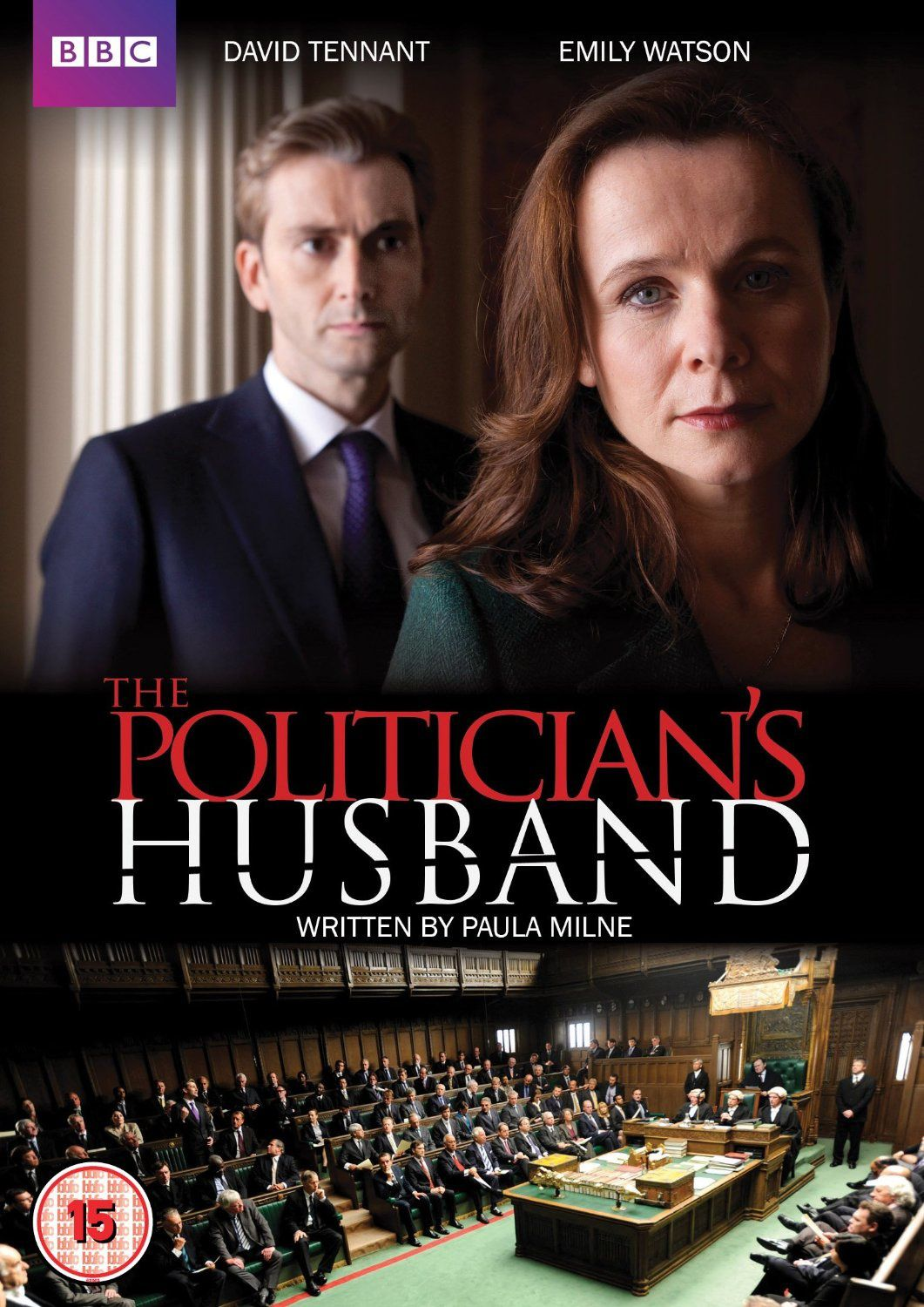 La série The Politician's Husband, avec David Tennant, à la rentrée.