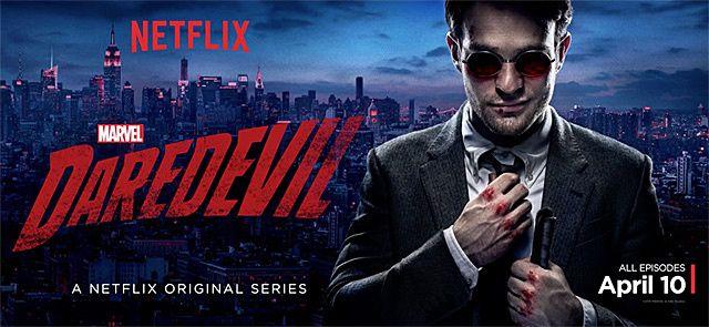 Bande-annonce française de la série Daredevil (Netflix).