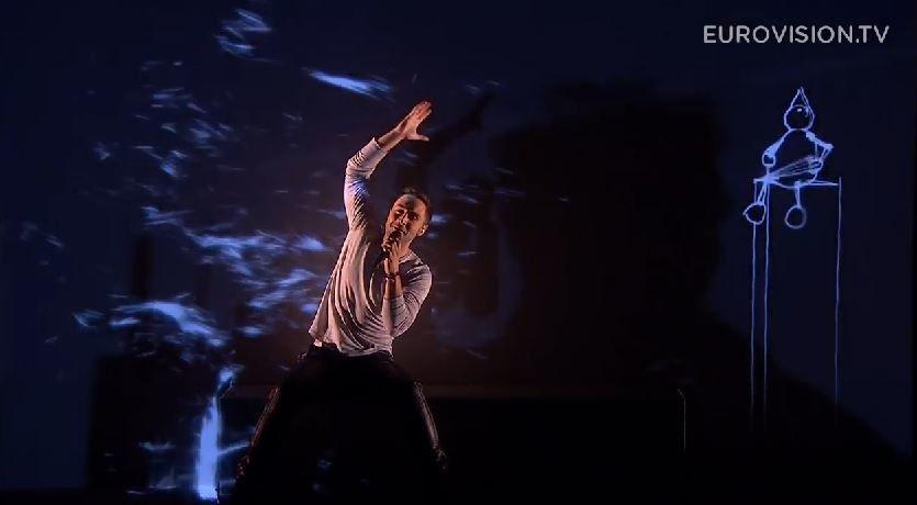 Voici la chanson de Måns Zelmerlöw, favori au concours Eurovision (Vidéo).