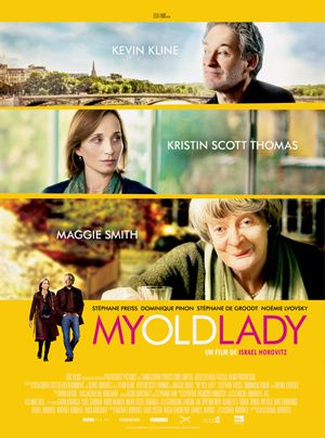 Bande-annonce de My old lady, avec Avec Kevin Kline, Kristin Scott-Thomas, Maggie Smith.