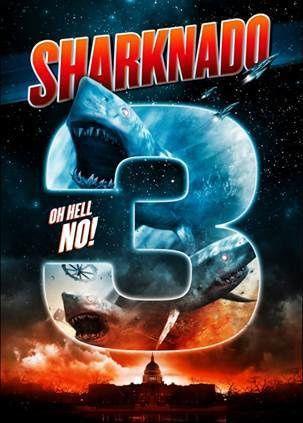 Dans les coulisses de Sharknado 3 : reportage Le Tube (Vidéo).
