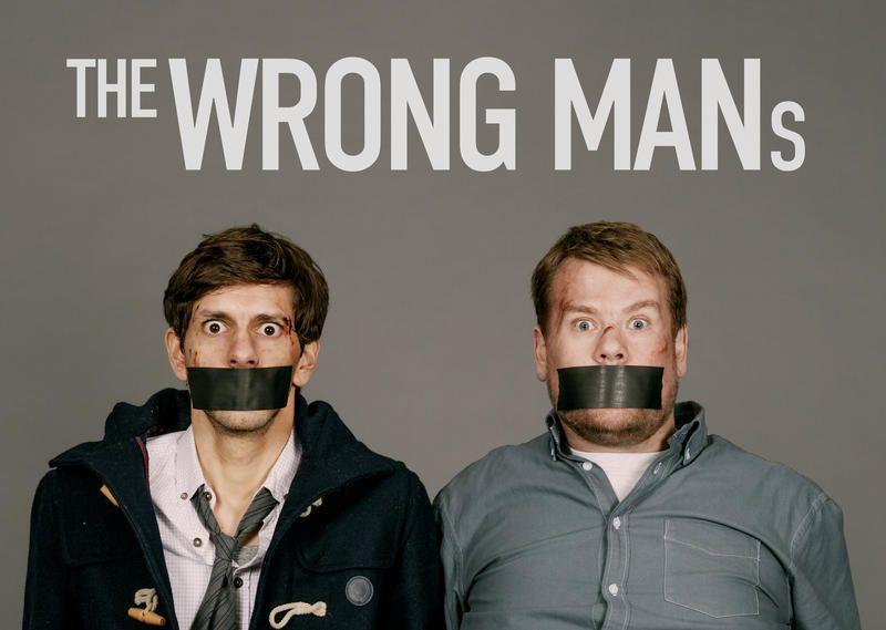 La série The Wrong Mans diffusée ce soir sur ARTE.