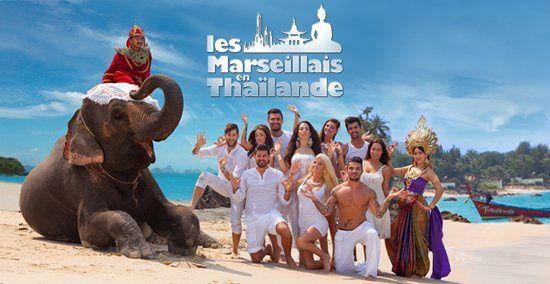 Un triple record pour Les Marseillais en Thaïlande sur W9.