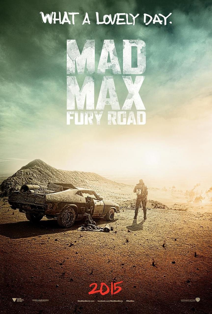 Mad Max : Fury Road hors-compétition à Cannes.