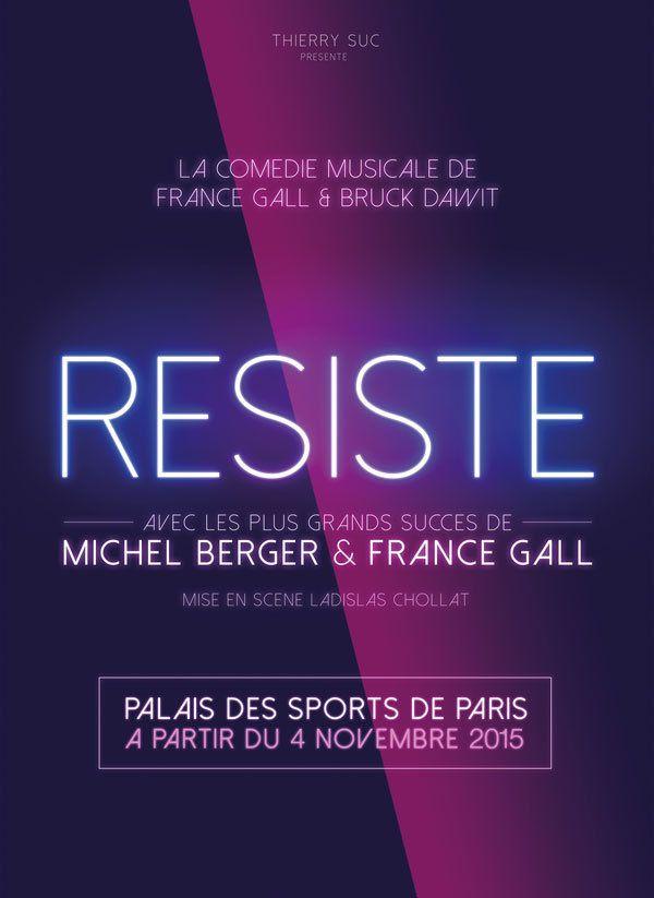 La troupe de la comédie musicale Résiste en live dans C à vous (Vidéo).