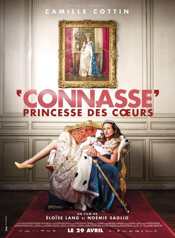 Bande-annonce du film Connasse, Princesse des coeurs.