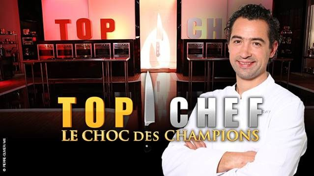 Choc des Champions 2015 en direct dans Top Chef le 20 avril.