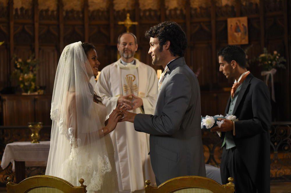 Le mariage de Clem ce lundi sur TF1 (Photos).
