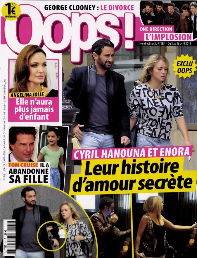 La Une de la presse people ce vendredi : Hanouna, Rihanna, Céline Dion...