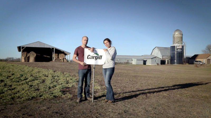 Enquête sur la multinationale Cargill ce soir sur Canal+ (long extrait).