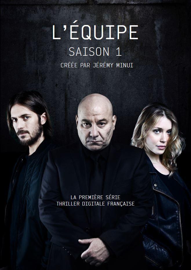 Série digitale française, L'Equipe diffusée sur CanalPlay.