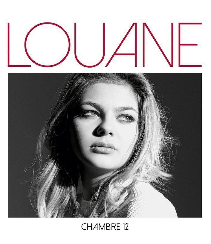 Ventes hebdomadaires d'albums : Louane reste en tête.