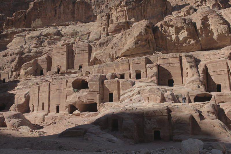 Document inédit sur ARTE: Pétra, capitale du désert.