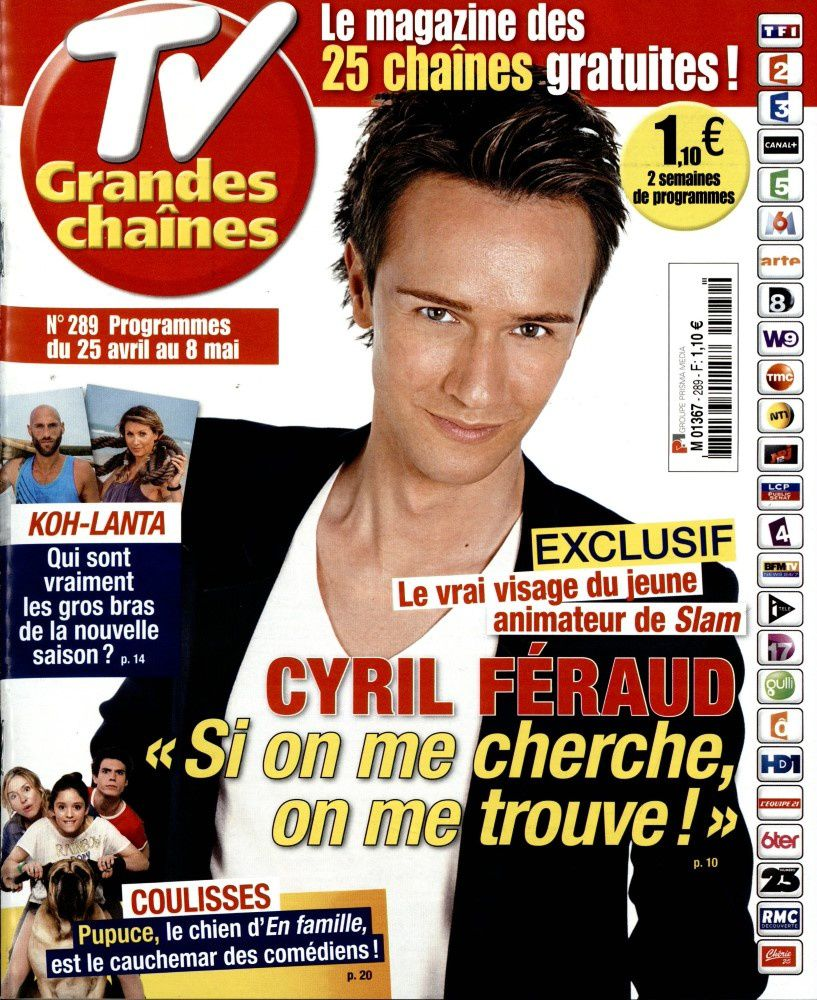 La Une de la presse TV ce lundi : Rebecca Hampton, Florent Pagny, Cyril Féraud...