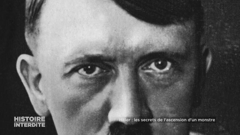 Document sur D8 : Hitler, les secrets de l'ascension d'un monstre.