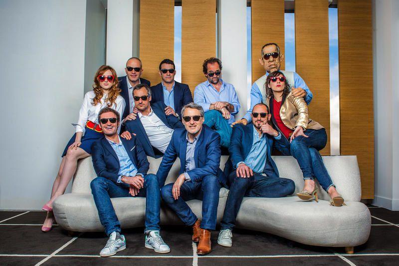 Le grand journal à Cannes : Polony et Aphatie en fin de semaine uniquement.