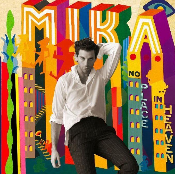 Mika chante L'amour fait ce qu'il veut sur le plateau du Grand journal.