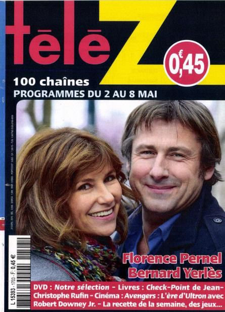 La Une de la presse télé ce lundi : Lilian, Marianne James, Laëtitia Milot...