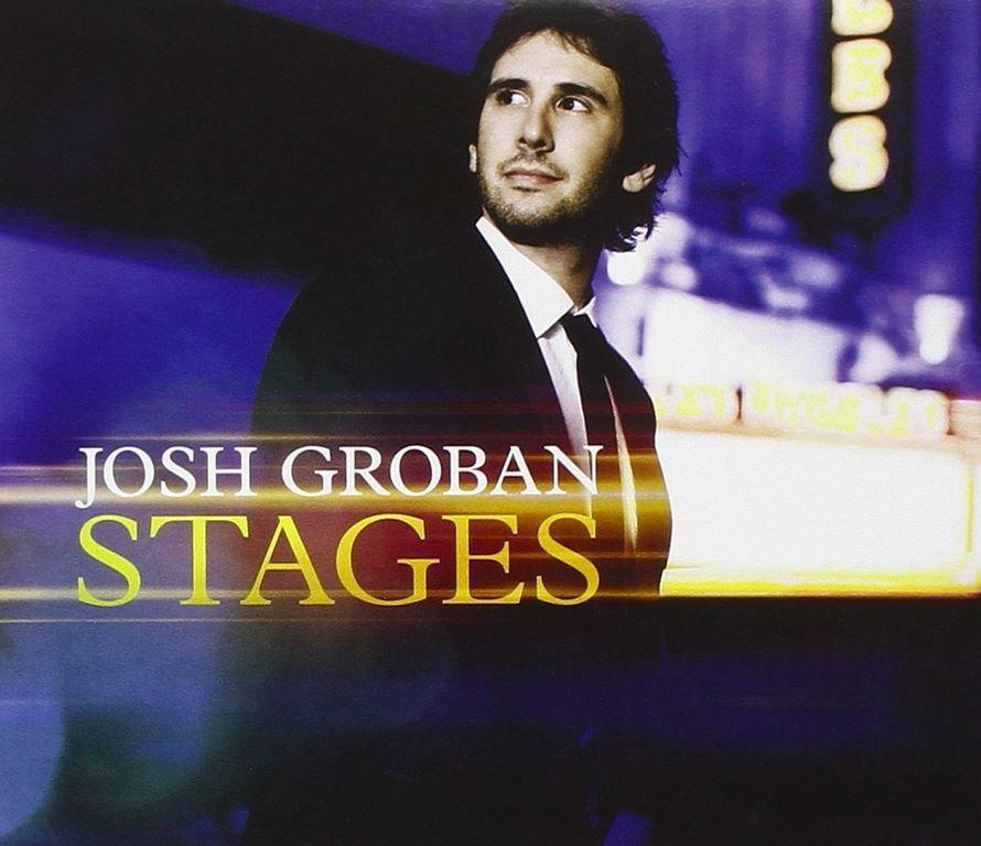 Josh Groban en tête des ventes d'albums en Grande-Bretagne.