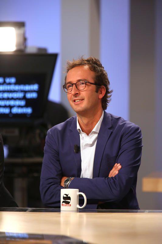 Cyrille Eldin reporter : séquence du 3 mai (Le Supplément).