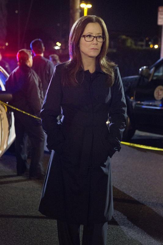 Nouveauté dès ce lundi : la série américaine Major Crimes.