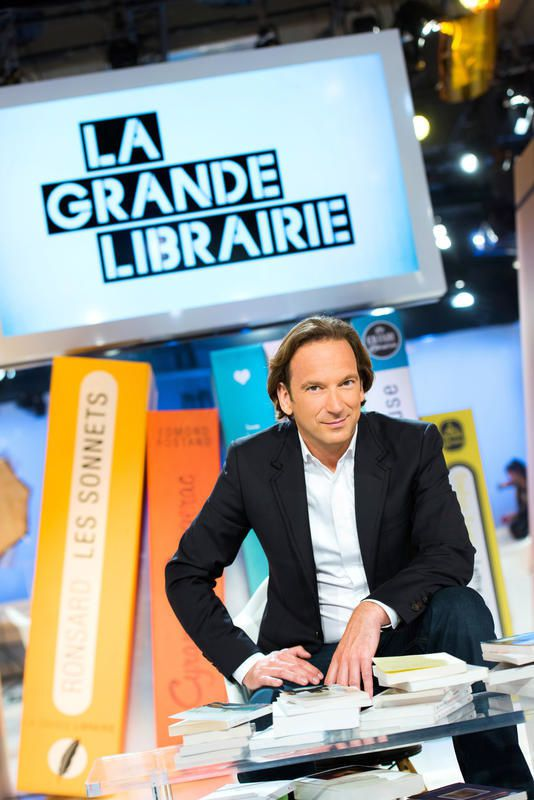 Invités de La grande librairie ce jeudi 7 mai (dont Yann Moix).
