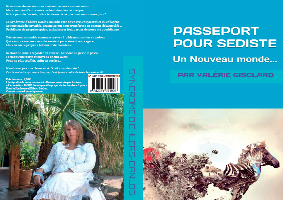 Maladie d'Helers-Danlos : témoignage poignant de Valérie Gisclard dans 7 à 8 (vidéo).