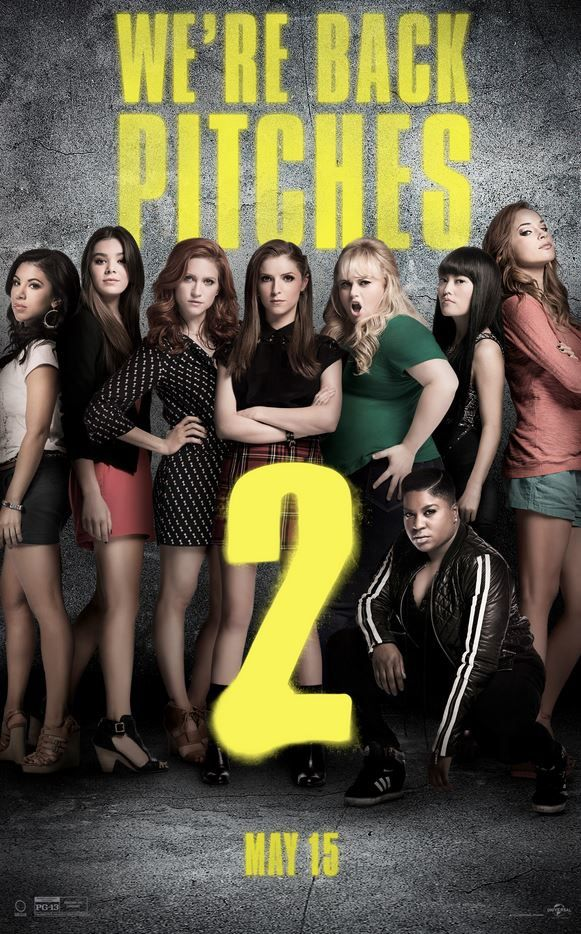 Box-office aux Etats-Unis : carton pour Pitch Perfect 2, loin devant Mad Max.