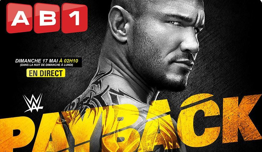 Catch US : le WWE Payback diffusé en direct.
