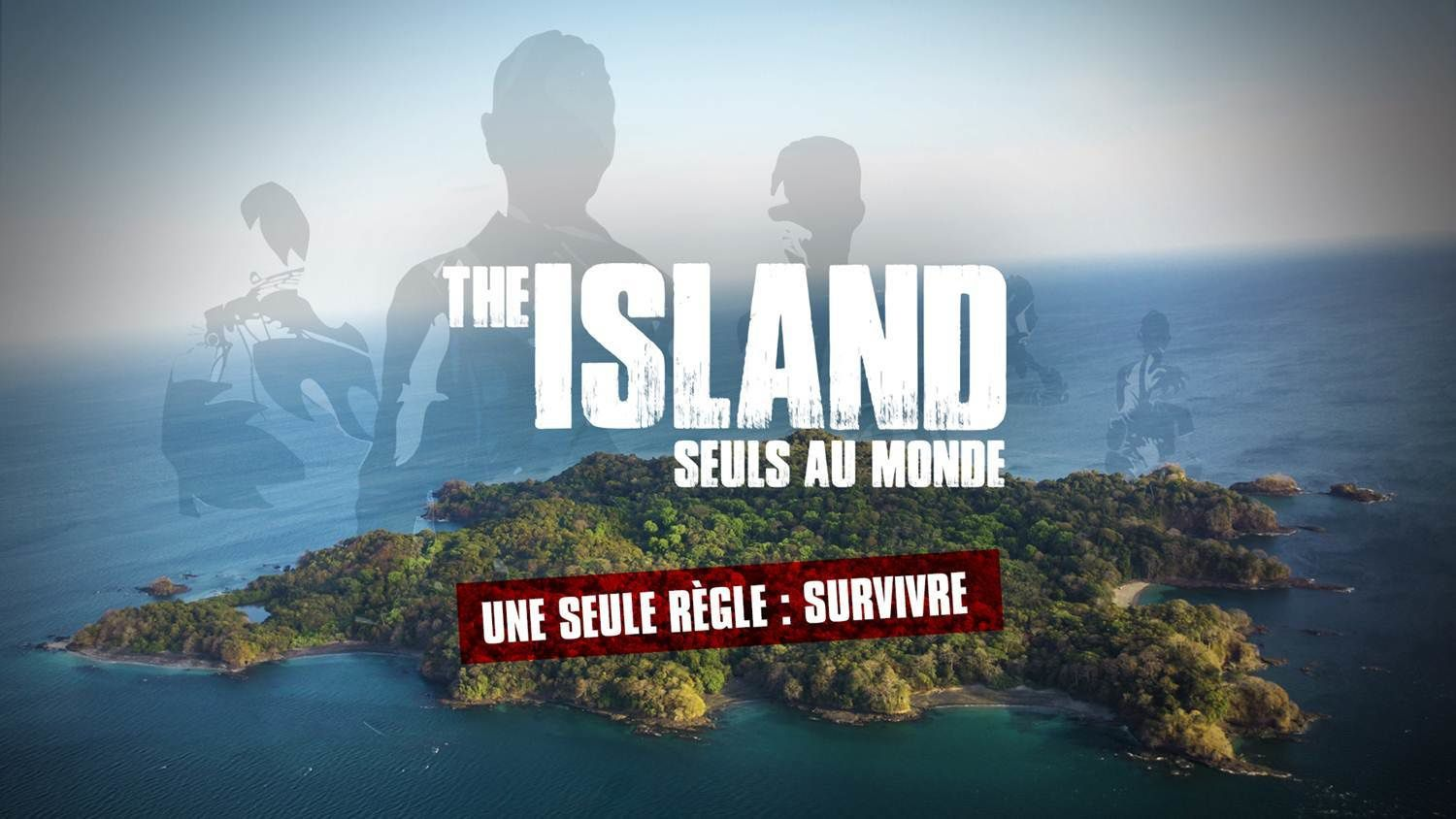 Les 13 participants de The Island : Yacine, Grégory, William...