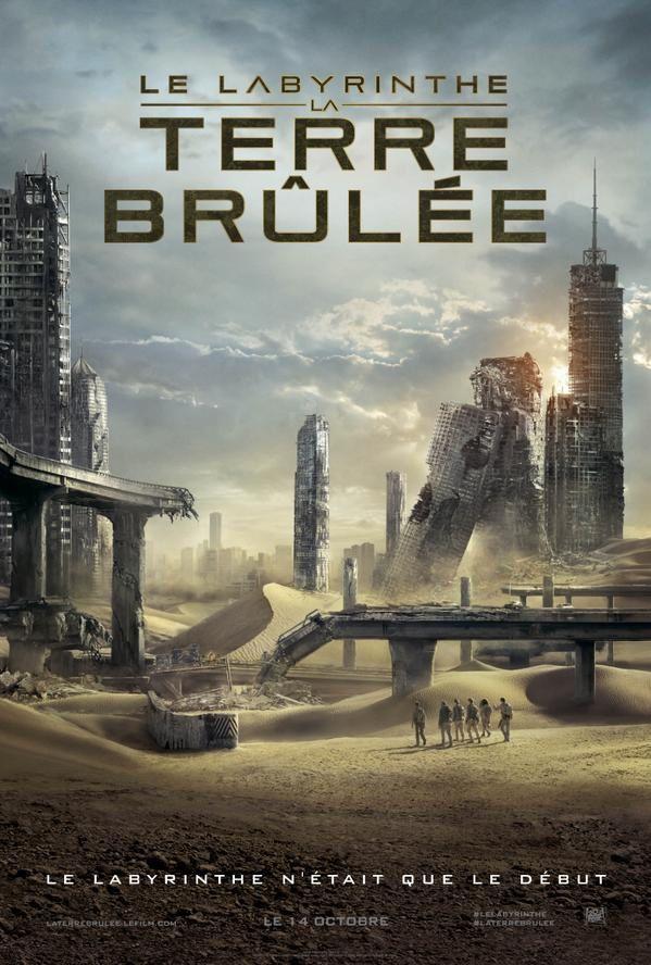 Bande-annonce du film &quot&#x3B;Le Labyrinthe : La Terre Brûlée&quot&#x3B;.