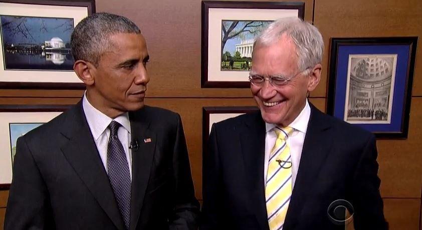Late Show aux Etats-Unis : découvrez la dernière émission de David Letterman (vidéos).