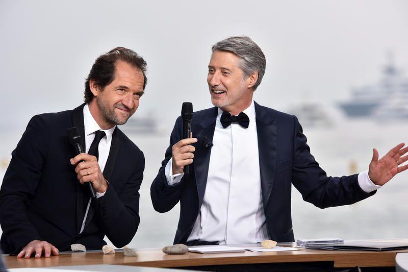 Le billet de Stéphane de Groodt au Grand journal à Cannes : les acteurs.