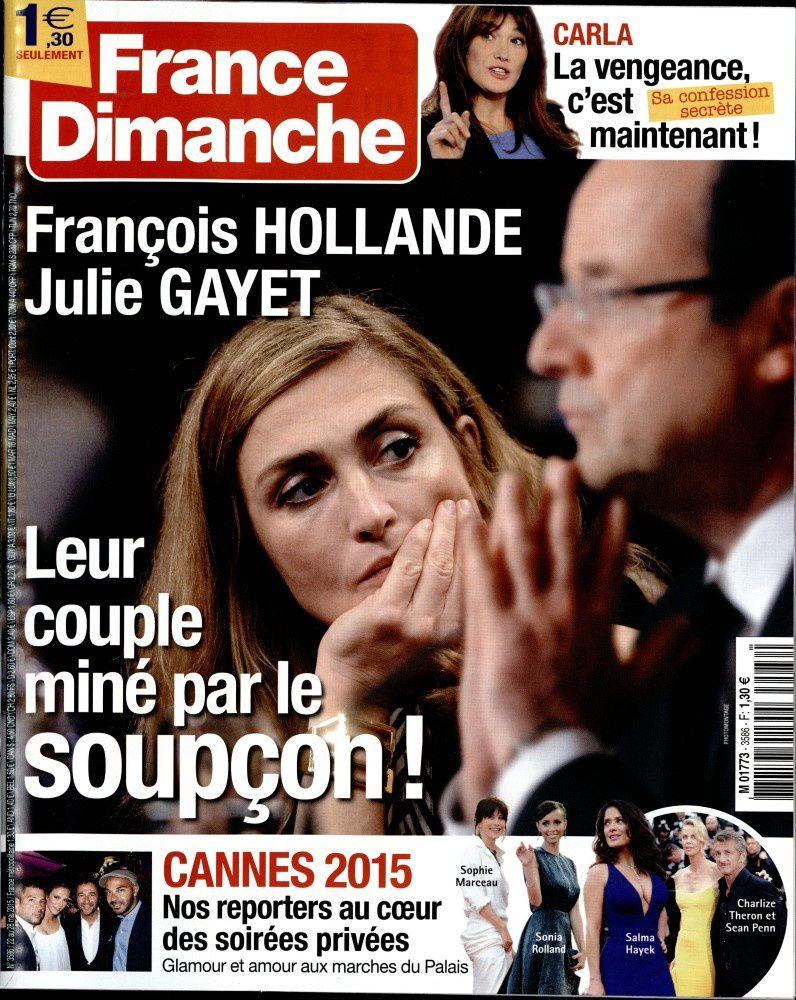 La Une de la presse people ce vendredi : Diam's, Capucine, Manaudou.