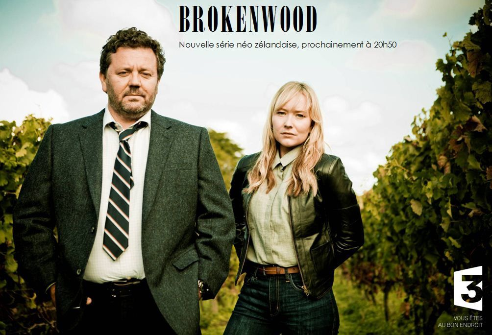 La série Brokenwood dès le mardi 7 juillet sur France 3.