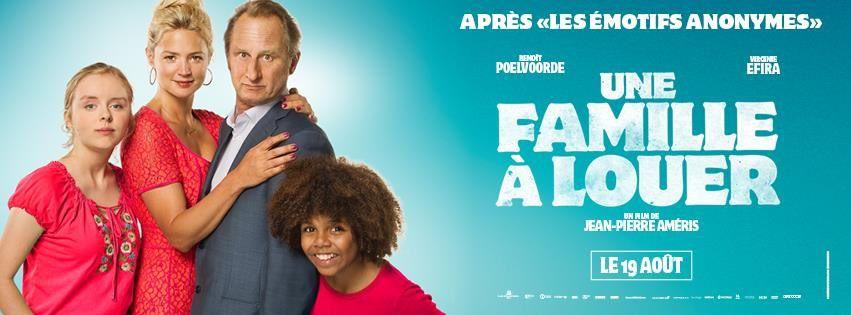 Bande-annonce d'Une famille à louer, avec Poelvoorde et Efira.